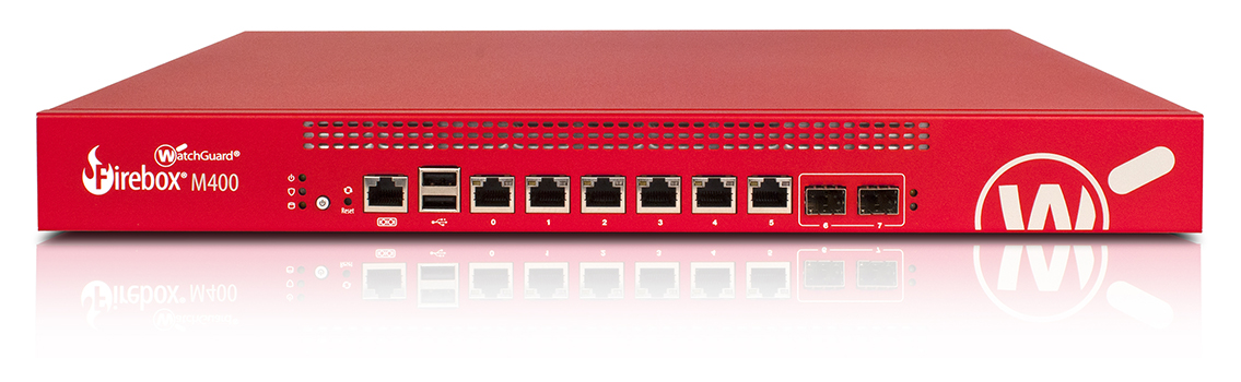WatchGuard Firebox M400 Firewall