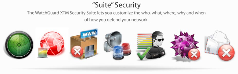 WatchGuard Security Suite