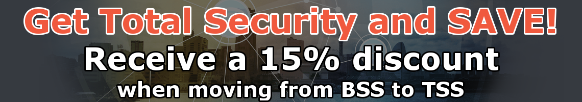 Get Total Security Today and Save!